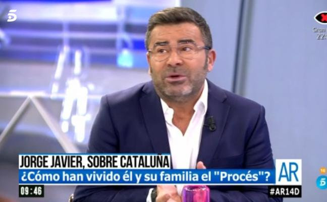 La confesión más dolorosa de Jorge Javier sobre su exnovio
