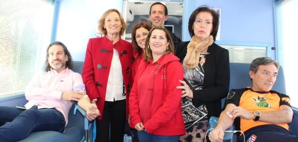 El puerto se suma a las colectas de sangre por Navidad