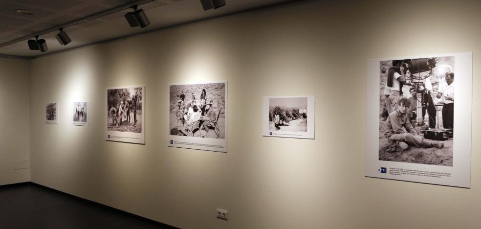 Desde el baño de Fraga en Palomares, cincuenta años de la historia de Almería en imágenes de EFE