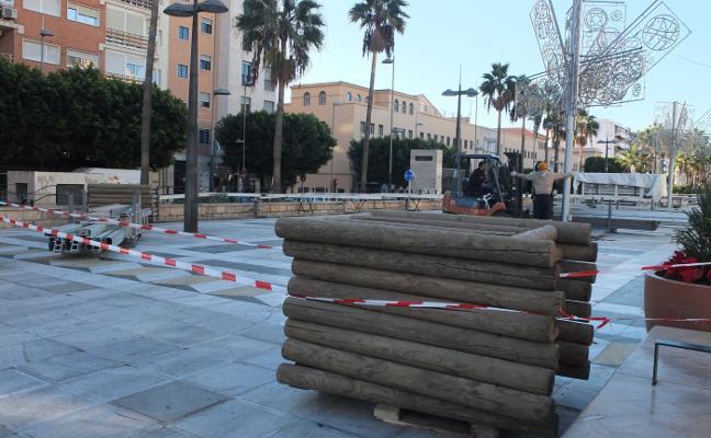 El Ayuntamiento pondrá finalmente la pista de hielo estas navidades tras rebajar sus pretensiones