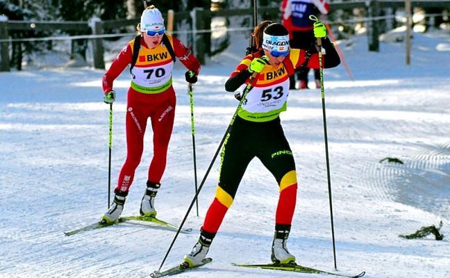Puesto 31 para Victoria Padial en los 15 kilómetros de la IBU Cup de Obertilliach
