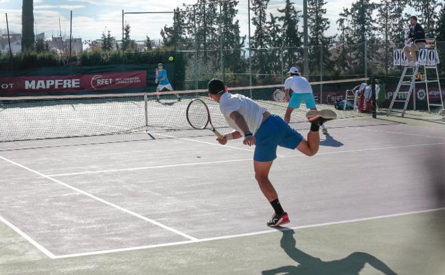 Los tenistas locales reclaman el foco