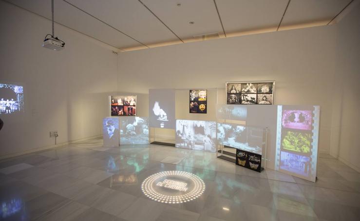 La exposición 'Intermedios' en el Museo CajaGranada