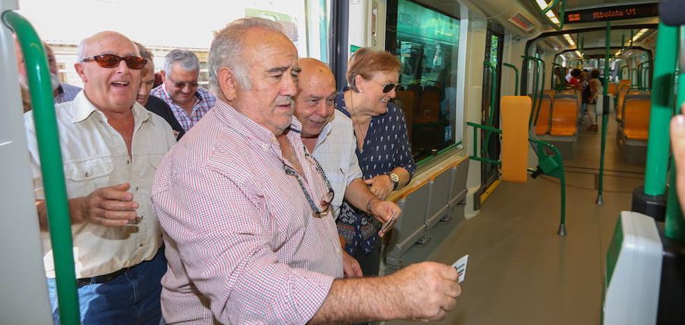 Luz verde al trasbordo gratuito entre metro y autobús urbano en Granada