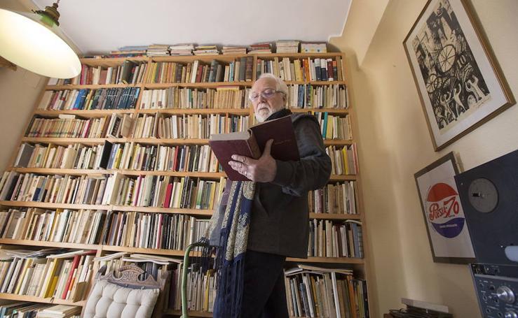Juan de Loxa, una vida dedicada a la poesía y la cultura