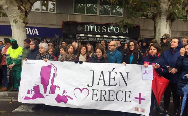 Una App para la manifestación de Jaén Merece Más