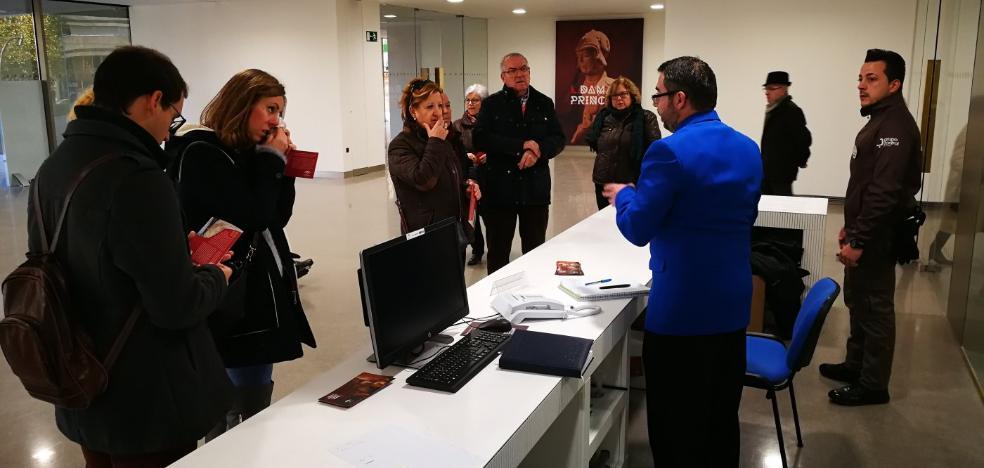 El Museo Íbero de Jaén recibe casi 1.600 visitas en sus dos primeros días