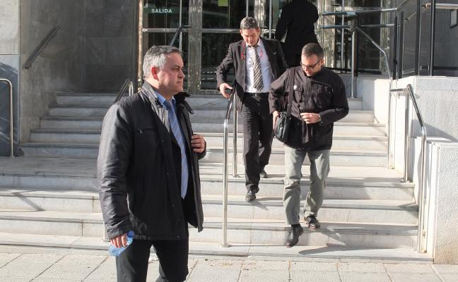 El presidente del Voley Almería admite que Pérez ofreció «intentar solucionar» su deuda