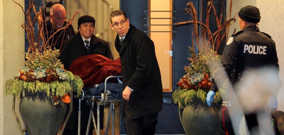 Hallan muertos al fundador de la farmacéutica canadiense Apotex y a su esposa