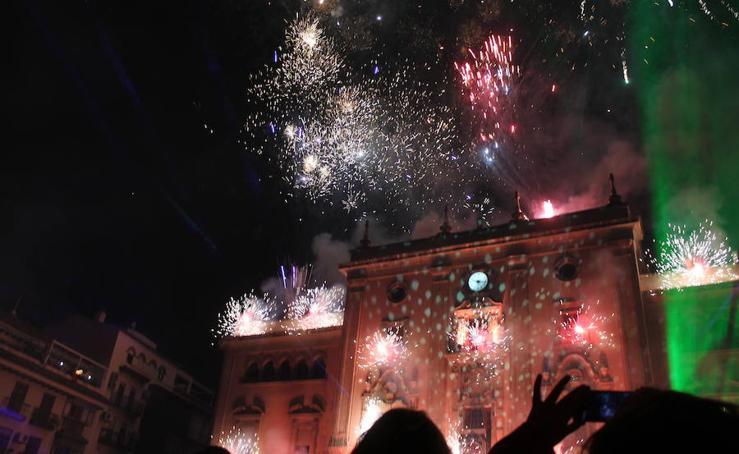 El espectáculo 'Alegre Navidad' en Jaén