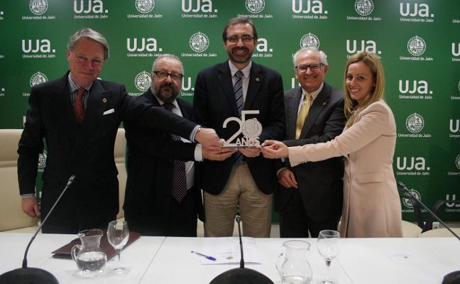 La UJA apremia a la comprometida ampliación de 132.000 m2 del campus de Las Lagunillas