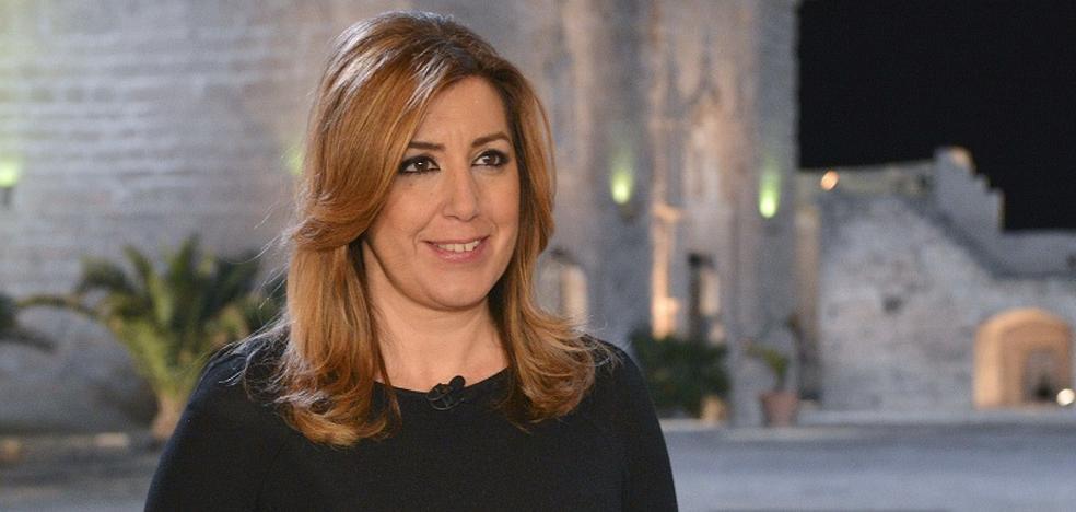 Susana Díaz ofrecerá su tradicional mensaje de fin de año a los andaluces desde Medina Azahara