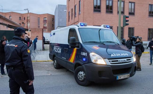 La defensa de los jugadores de la Arandina recurre el auto de prisión