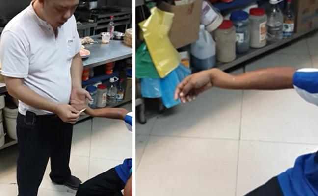 El médico que en segundos arregla una fractura en el antebrazo a un niño de 11 años