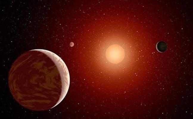 Calar Alto halla su primer planeta fuera del Sistema Solar