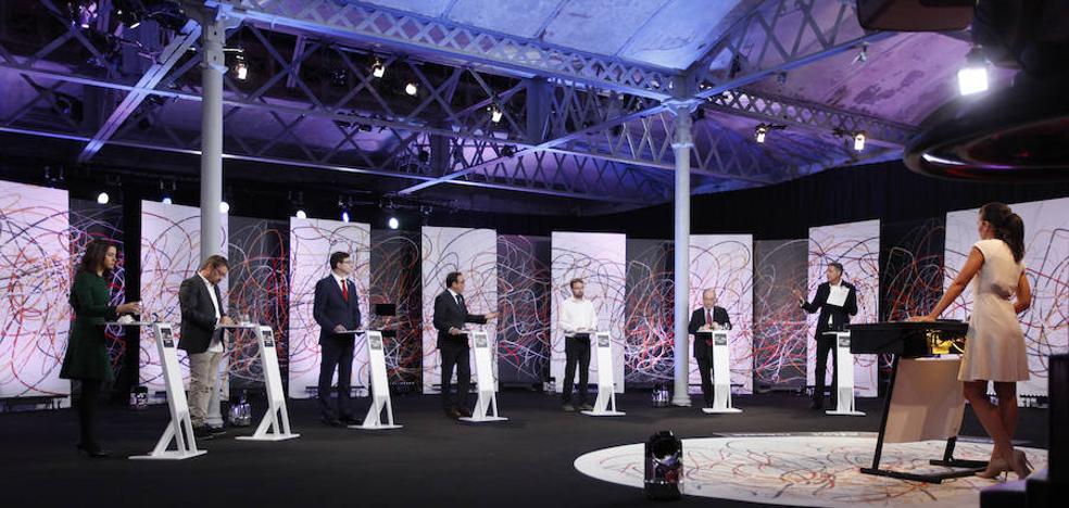 La política de La Sexta y el cine de TVE empatan en lo más alto