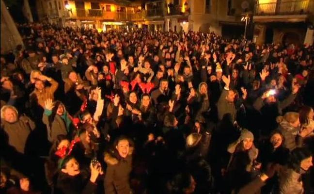 """La gran celebración por ser """"el pueblo más bonito de España"""""""