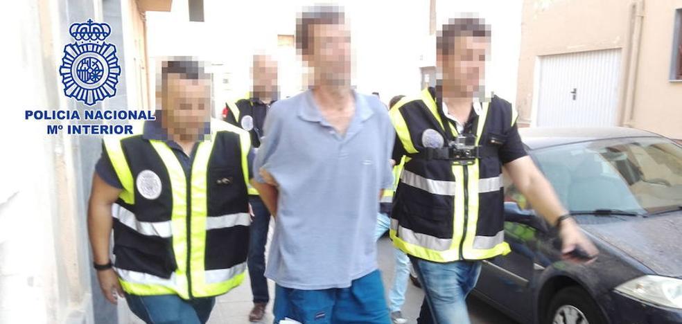 Español, de entre 18 y 30 años, perfil más repetido entre los detenidos en Almería