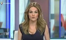 El error de esta presentadora de Telemadrid en directo del que todo el mundo habla