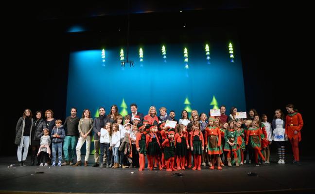Éxito de público y participantes en el concurso de villancicos de Almería