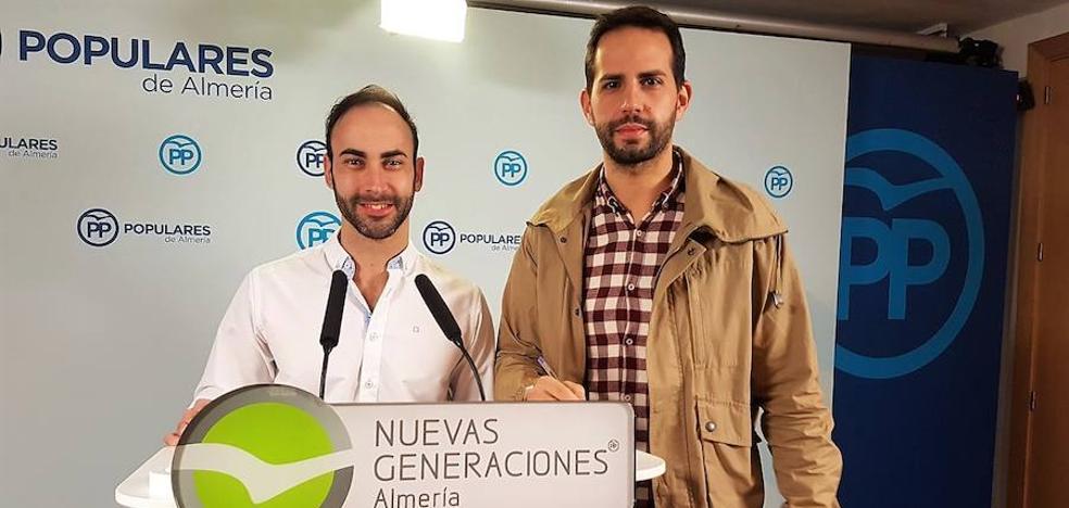 Nuevas Generaciones del PP pide un bono para viajar con tarifa plana por toda Andalucía
