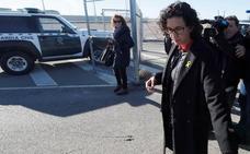 Esquerra pide premiar el sacrificio de Junqueras frente a la cárcel de Estremera