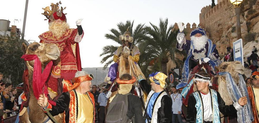 ¿Quieres ayudar a los Reyes Magos? Infojobs busca figurantes para la Cabalgata de Almería