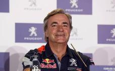 Sainz, a tope para su ¿último? Dakar