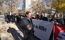 La Diputación de Granada pide una reunión con Nadal para el impulso del eje eléctrico entre Caparacena y Baza