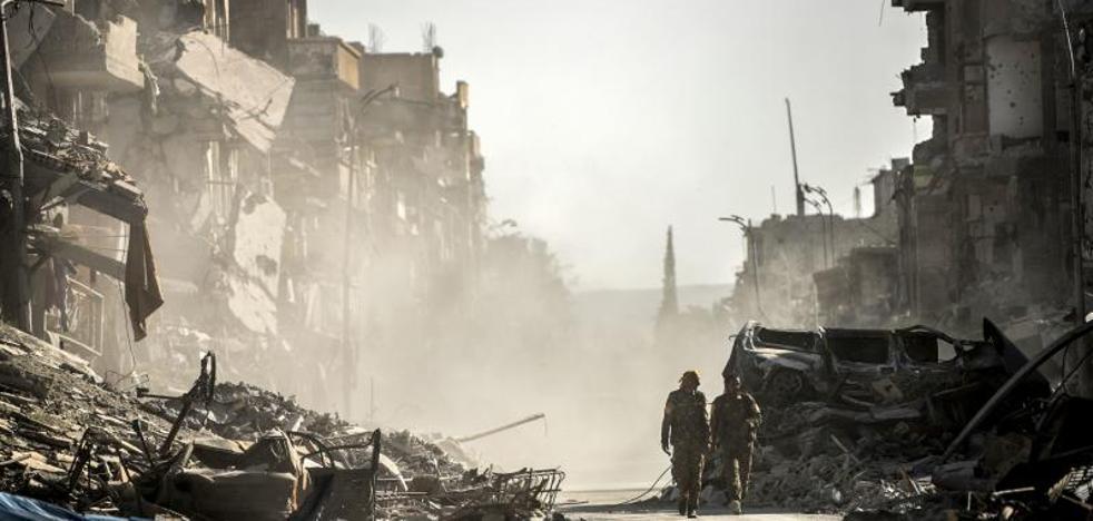 La Audiencia Nacional confirma el archivo de la querella por terrorismo contra Siria por falta de jurisdicción