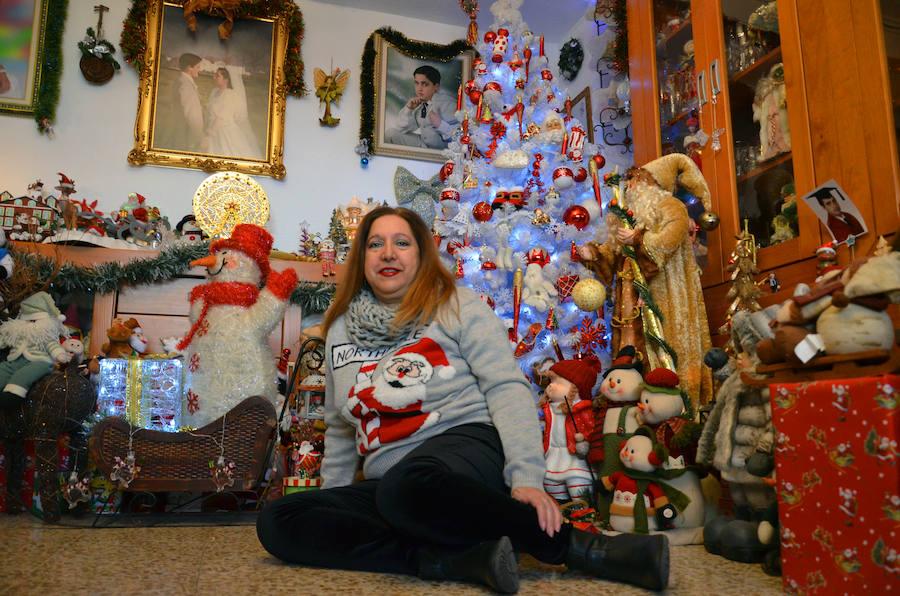 Así es la casa de la Mamá Noel de España
