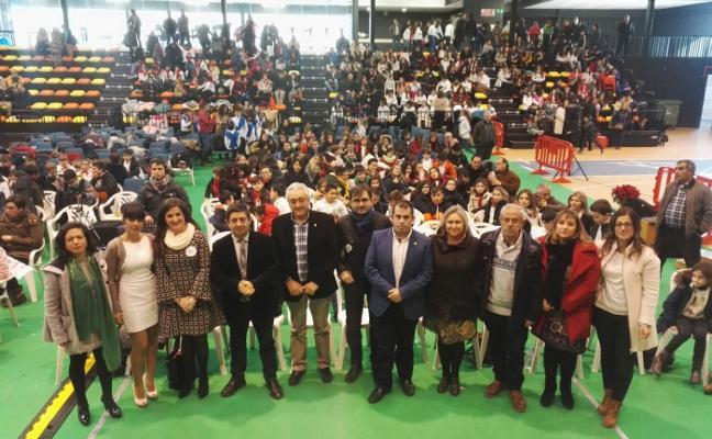El Certamen de Villancicos de Sierra Mágina atrae a diez municipios