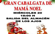Otura, el pueblo granadino que celebra la primera cabalgata de Mamá Noel por la igualdad de España