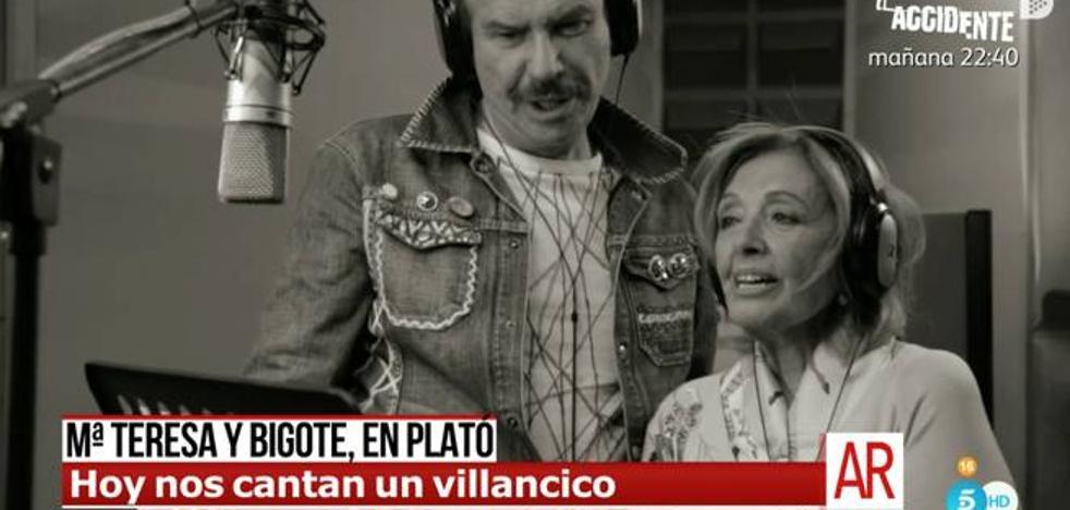 El inusual villancico de María Teresa Campos y Arrocet que no dejará indiferente a nadie