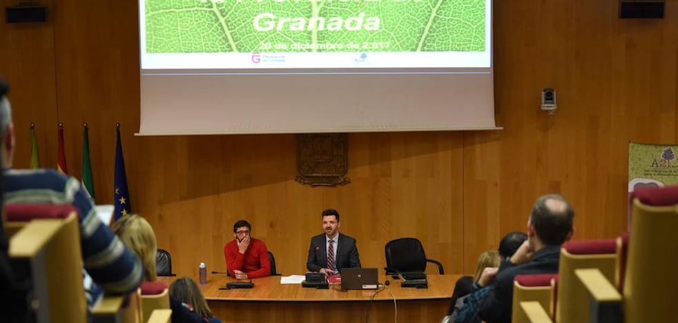 La Diputación de Granada idea un plan transversal para combatir el cambio climático