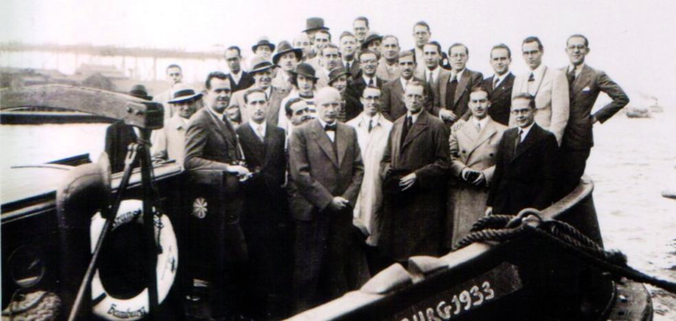 Los primeros promotores de la Marca España