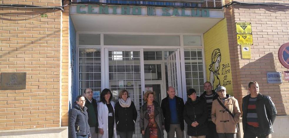 Inversión de 129.000 euros para mejorar los sistemas eléctricos y de climatización del centro de salud de Jódar