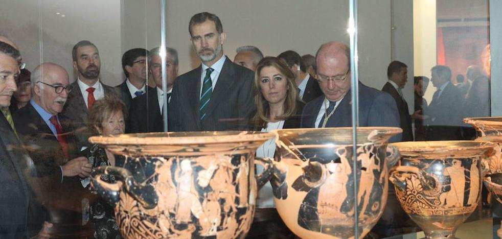 El Museo Íbero recibe 4.750 visitas desde su apertura al público