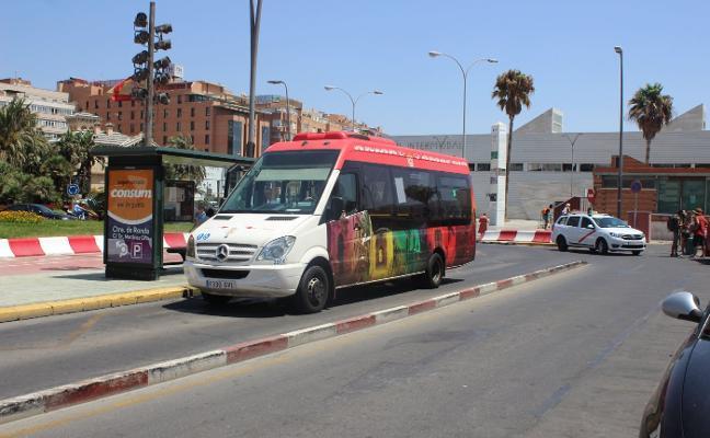 Suben un 3,6% los usuarios del bus y superan los ocho millones en lo que va de año en la capital