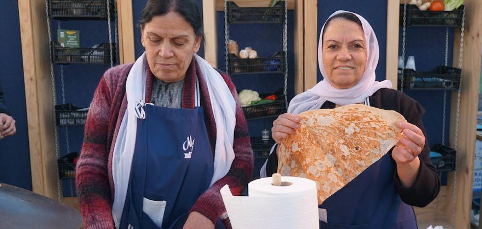 El variado sabor de la montaña israelí