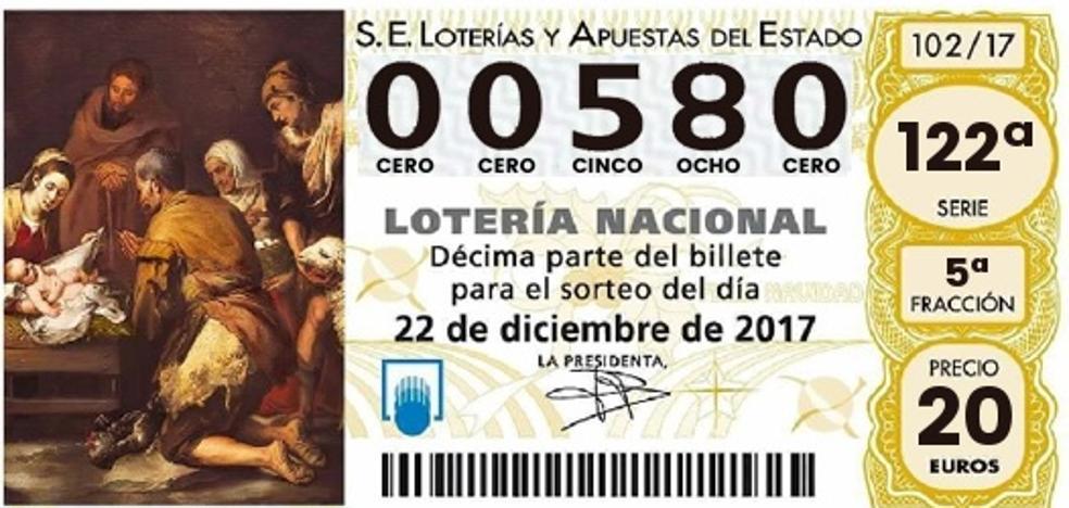 """Sorteo Lotería de Navidad: El bar """"más antiguo"""" de Tabernas reparte 6.000 euros con un décimo del 00580"""