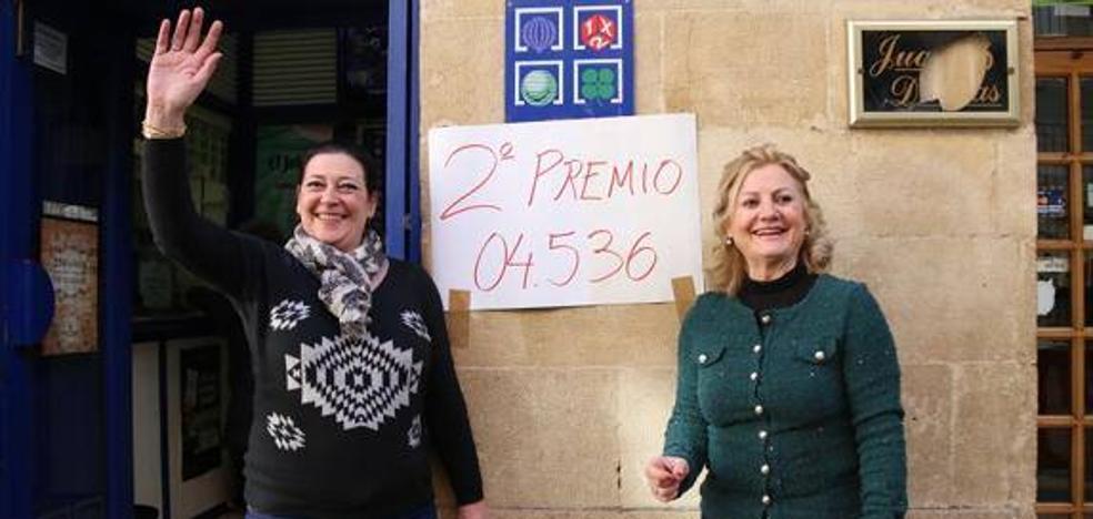 En Jaén jugarán 61 euros por persona en la lotería de Navidad
