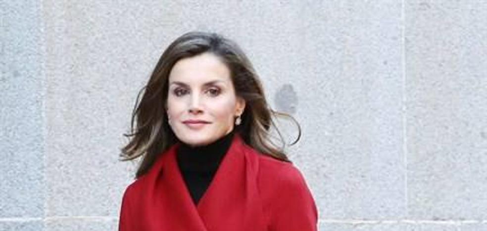 El look navideño de Zara de la reina Letizia que arrasa