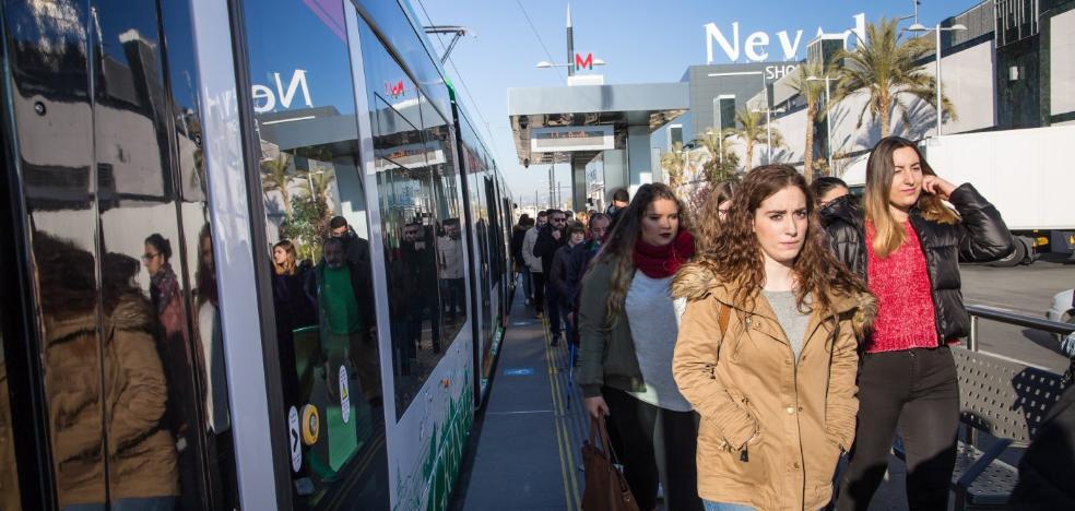 Metro de Granada: 20 años de espera y 100 días de éxito