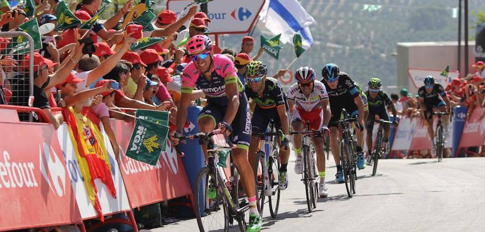 La Vuelta Ciclista volverá a la provincia de Jaén en 2018