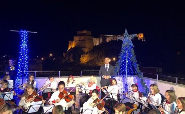 """El alcalde anima en su discurso navideño a mirar a Almería """"con visión positiva"""" ante el """"futuro prometedor"""""""