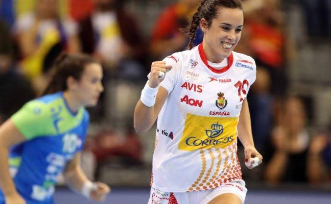 «Ser parte del relevo generacional de España en el Mundial me enorgullece»