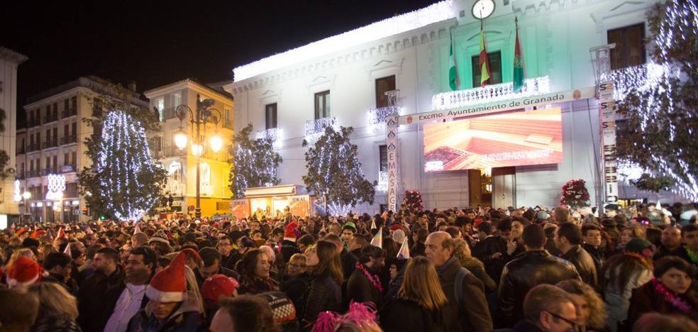 El 'calorcito' que nos espera en Granada para Nochevieja