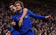 Pinchazo del United y brillo de los españoles del Chelsea en el Boxing Day