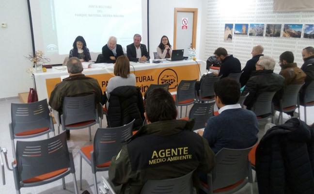 Medio Ambiente destina 790.000 euros a la protección del Parque Natural Sierra Mágina